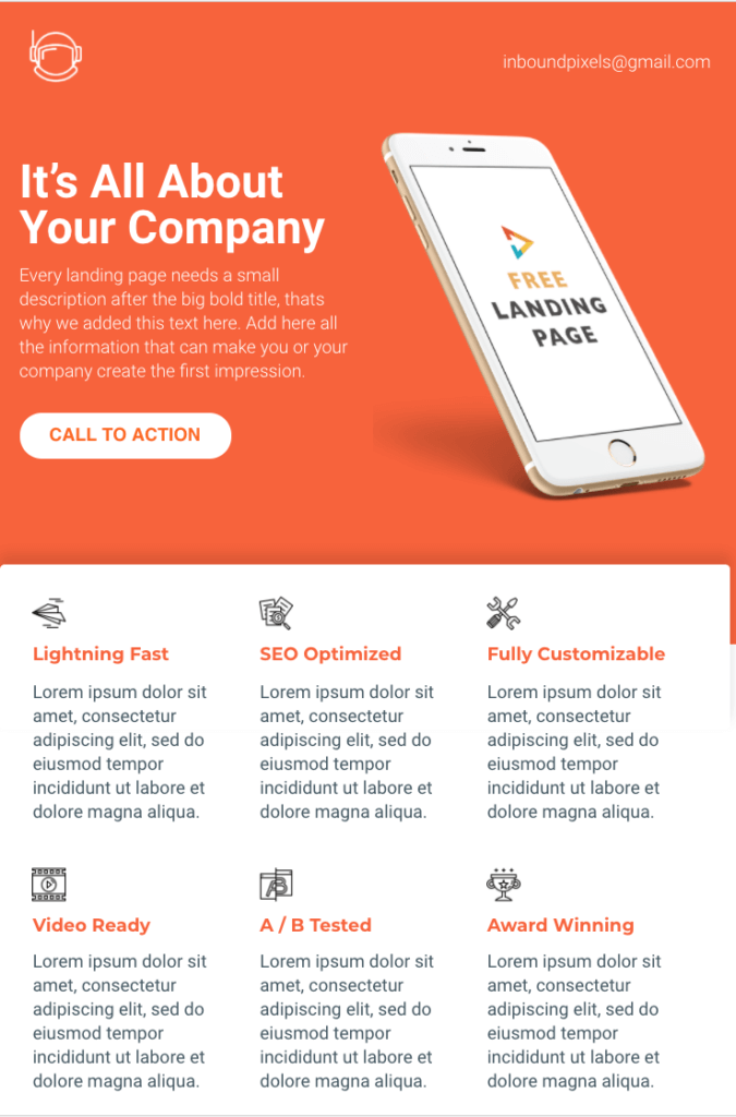 hubspot marketplace template
